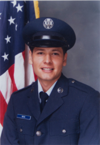 Airman First Class Russell Reyes